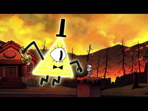 Tonight we are victorious - Gravity Falls AMV