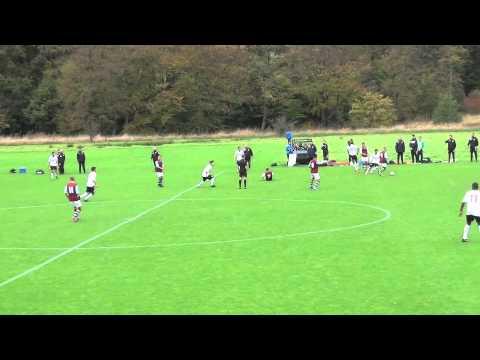 Matthew Cape - Game 1 Burnely FC
