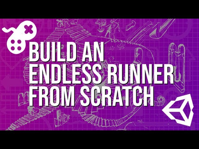 Create a 3D Endless Runner from Scratch with Unity [PROMO]