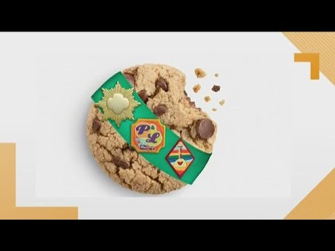 Katie Sommers - It's GIRL SCOUT COOKIE Time & There's A Newbie