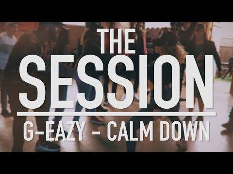 The Session W/ Omar Kadir(Episode 2) - Calm Down G-Eazy