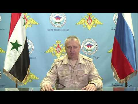 Briefing of the Center for the Reconciliation in Syria