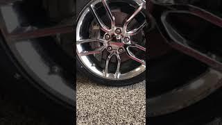 2014 Corvette stingray overview