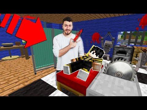 KORKUNÇ ENES BATUR BENİ ÖLDÜRCEK! 😱 - Minecraft