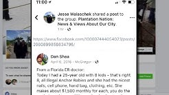Attorney blasts Plantation city council candidate for allegedly sharing bigoted post