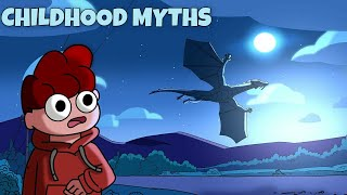 Childhood myths | top 10 myths you shouldn't try | Animated video
