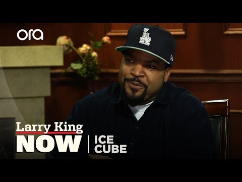 "Ice Cube on ""Larry King Now"" - Full Episode Available in the U.S. on Ora.TV"