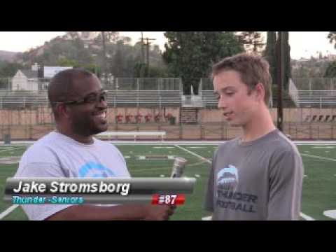 Interview with #87 Jake Stromsborg