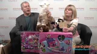 The Playdate: Minnie Mouse Bow-tique, Baby Dolls, And Puppets