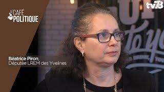 Café Politique n°52 – Béatrice Piron, Députée LREM des Yvelines