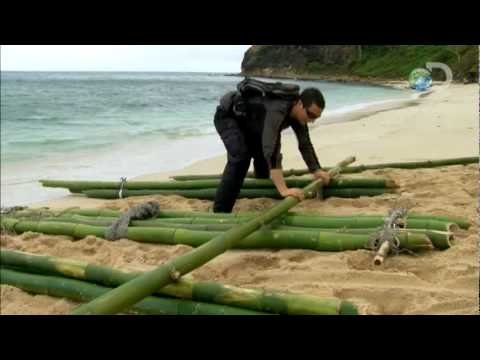 Man vs. Wild - Bamboo Raft | Western Pacific