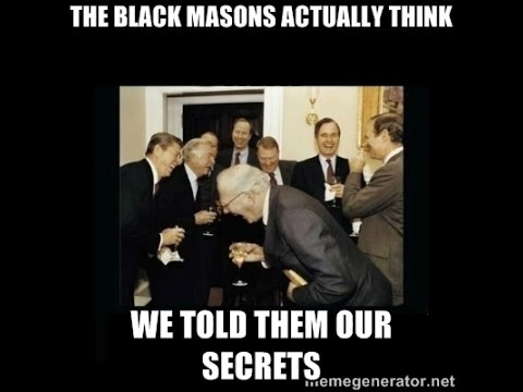 Why African decendants cannot be western free Masons Production 1