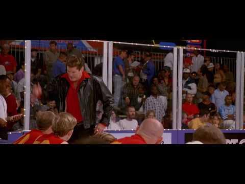 David Hasselhoff in Dodgeball