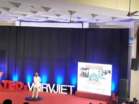 R Jagadeesh babu (sri gurudeva charitable trust) TEDx speech at HYDERABAD