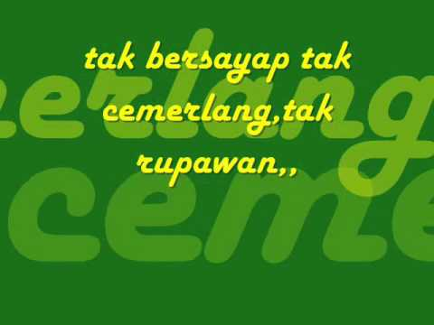 dewi lestari-malaikat juga tau lyric video