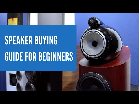 Speaker Buying Guide For Beginners