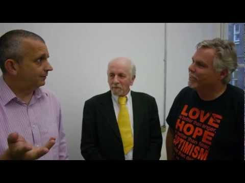 Mark Horvath Interviews Howard Sinclair and Paul Wilson from Broadway Homeless Charity