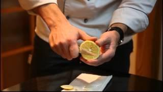 """Лосось от шеф-повара для будущих мам: как сделать из лимона """"розу""""?"""