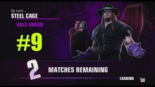 WWE All Stars Part 9 Path of Champions Undertaker XBOX 360
