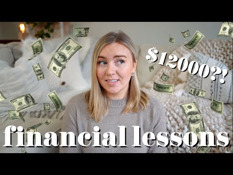 Financial Lessons I Learned In My 20s