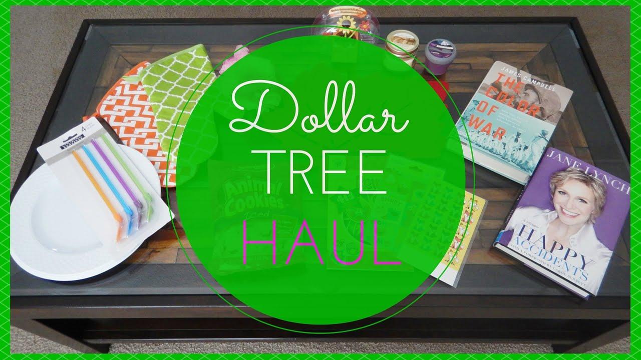 dollar tree haul september 2015