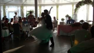 Волшебный Свадебный танец Маргарита и Виктор