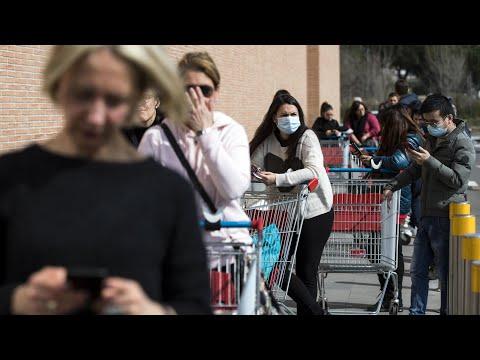 Coronavirus: The reality of life in locked down Italy