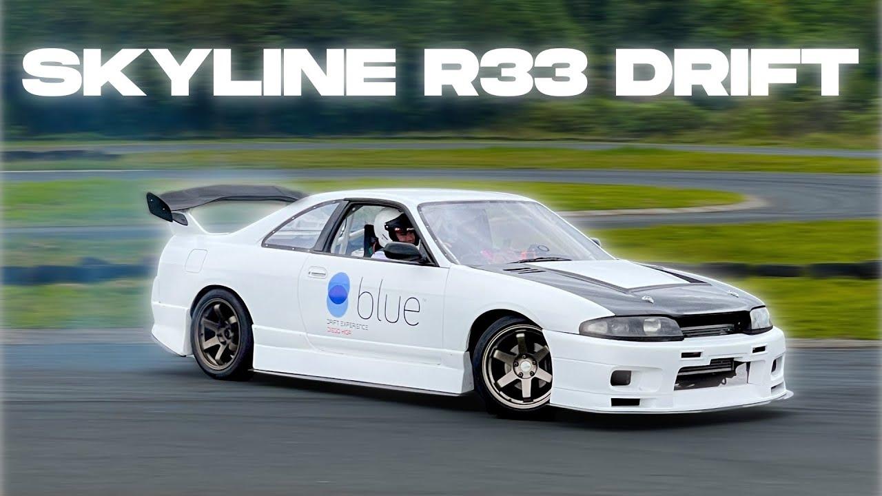 Meu Nissan Skyline ficou pronto e fiz muito drift com ele! ‹Diego Higa›