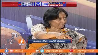 Debate On Anti-BJP Leaders Attend Mamata Banerjee United India Rally In Kolkata | Part-2 | iNews