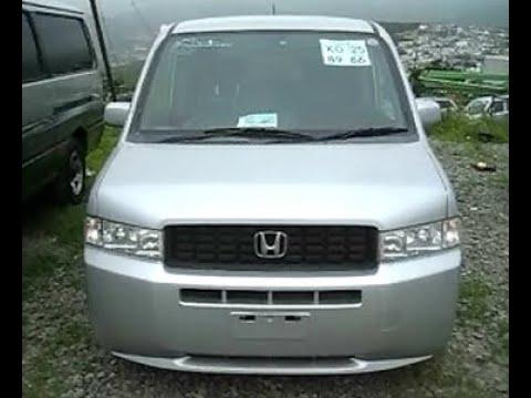 Honda Mobilio Spike 2003 года.avi