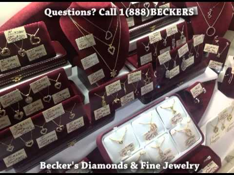 Antique Vintage Estate Jewelry at Becker's West Hartford, CT in West Hartford Center Diamonds & Gems