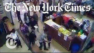 Kenya Mall Attack - New Surveillance Footage of Nairobi Shooting | The New York Times