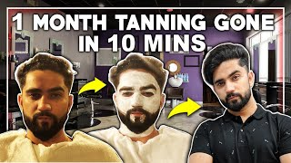 Detan Actually Mein Work Karta Hai? | Remove Tanning Instantly | My New Hair & Beard Style