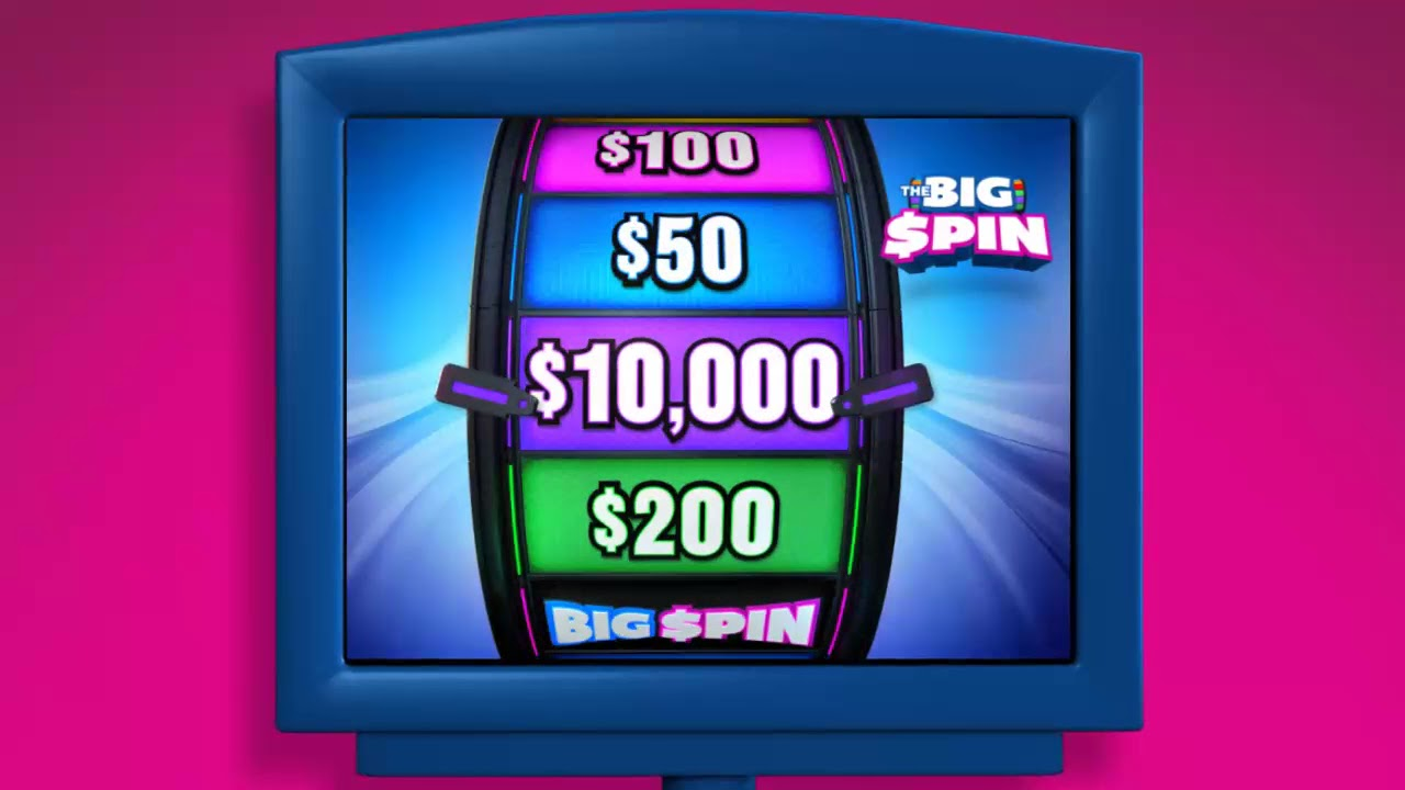 About THE BIG SPIN | OLG