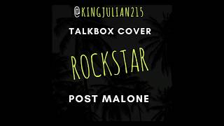 Baixar Post Malone - Rockstar feat. 21 Savage | @kingjulian215 Talkbox Cover