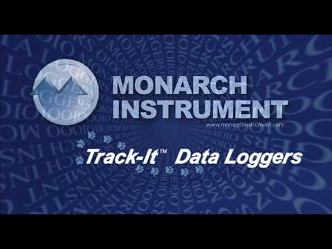 Track-It™ Data Loggers And Data Streaming