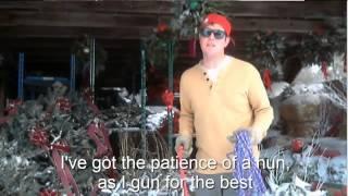 Christmas Tree Rap - I Need To Find A Tree