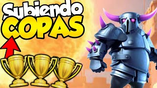 game Clash Royale after much time and when I come back I'm not better than pompeyo8) | Clash Royale