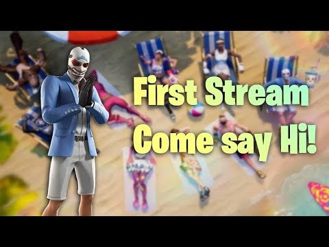 🔴First Stream, Come say Hi! || Fortnite India || 400 wins not a pro player