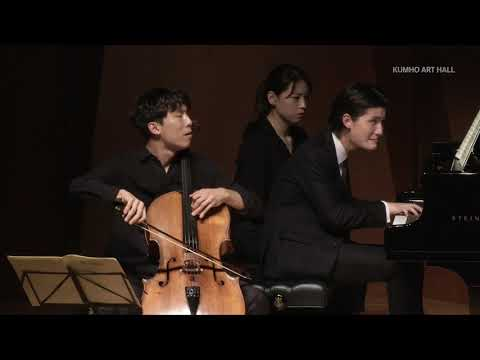 [아름다운 목요일] J. Brahms Cello Sonata No.2, Op.99 / Niu Niu Piano Tae Guk Mun Cello