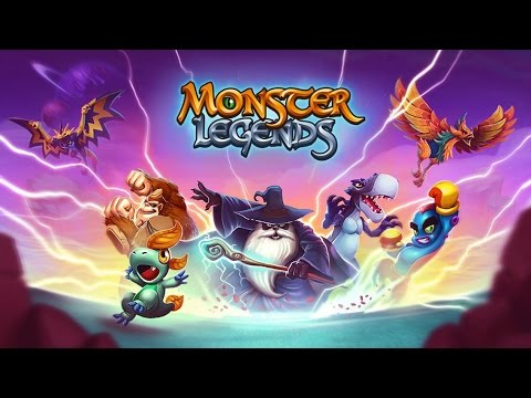 Monster Legends Stream ep6