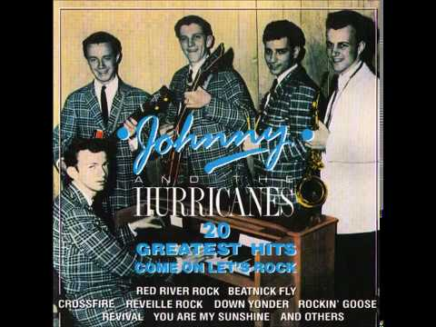 Johnny And The Hurricanes –Buckeye