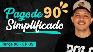 [TERÇA 90] Pagode 90 no Cavaquinho / Músicas Simplificadas (João Ribeiro) - EP 05