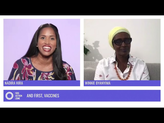 In Conversation – And First, Vaccines