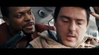 Час Пик 3 сцена в такси