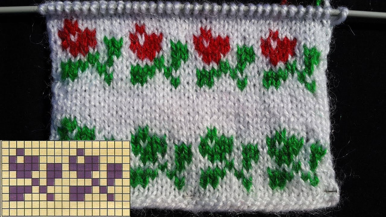 96465f33b 133- Bail Design for Baby Sweater [With Graph] (In Hindi) - YouTube
