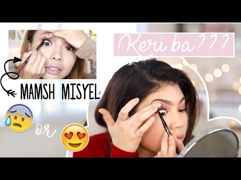 I Tried Doing A MICHELLE DY Tutorial!!!!  | Janina Vela