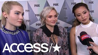 'The Gifted' Stars Tease Season 2 & What's Next After The Fall Of The Mutant Underground | Access