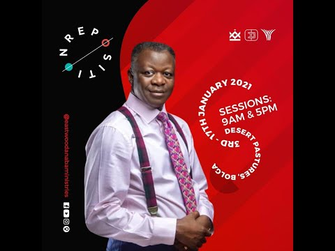 Live now..Reposition 2021 with Rev. Eastwood Anaba | Day 8, Evening Session