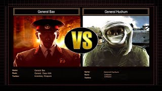 Contra Challenge: Flame vs. Assault   Let's Play Command & Conquer: Generals - Contra 009